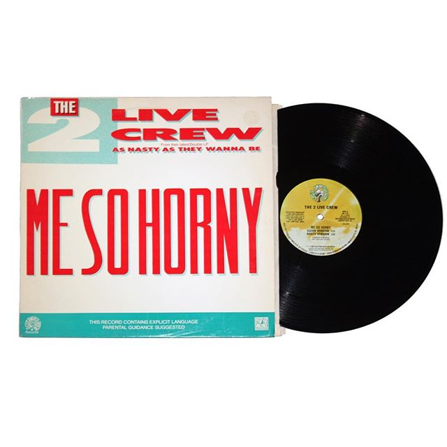 2 Live Crew - Me So Horny Maxi-Single