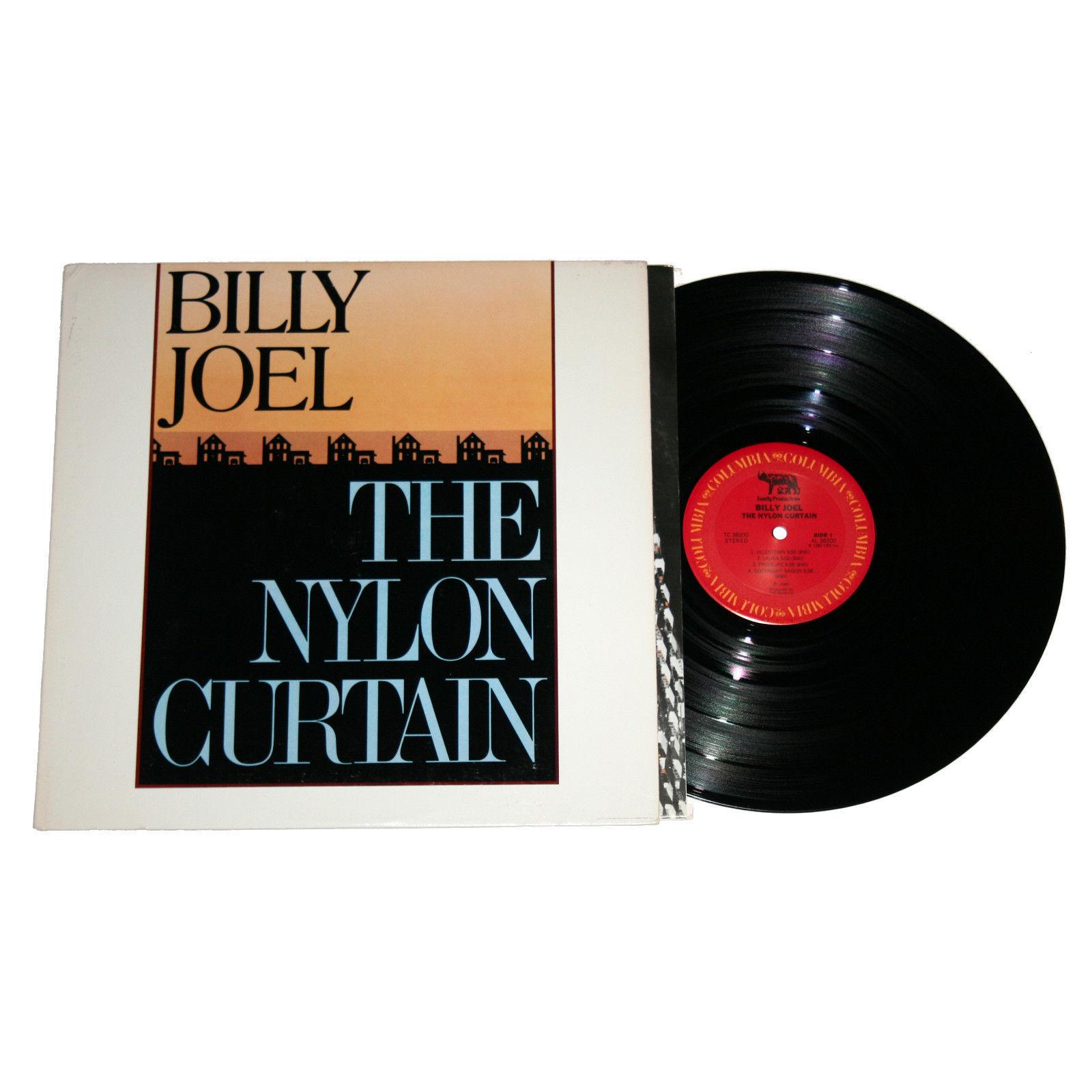 Billy Joel - The Nylon Curtain Album
