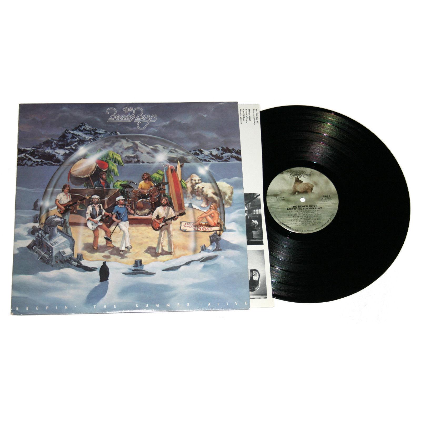 The Beach Boys - Keepin' The Summer Alive Album