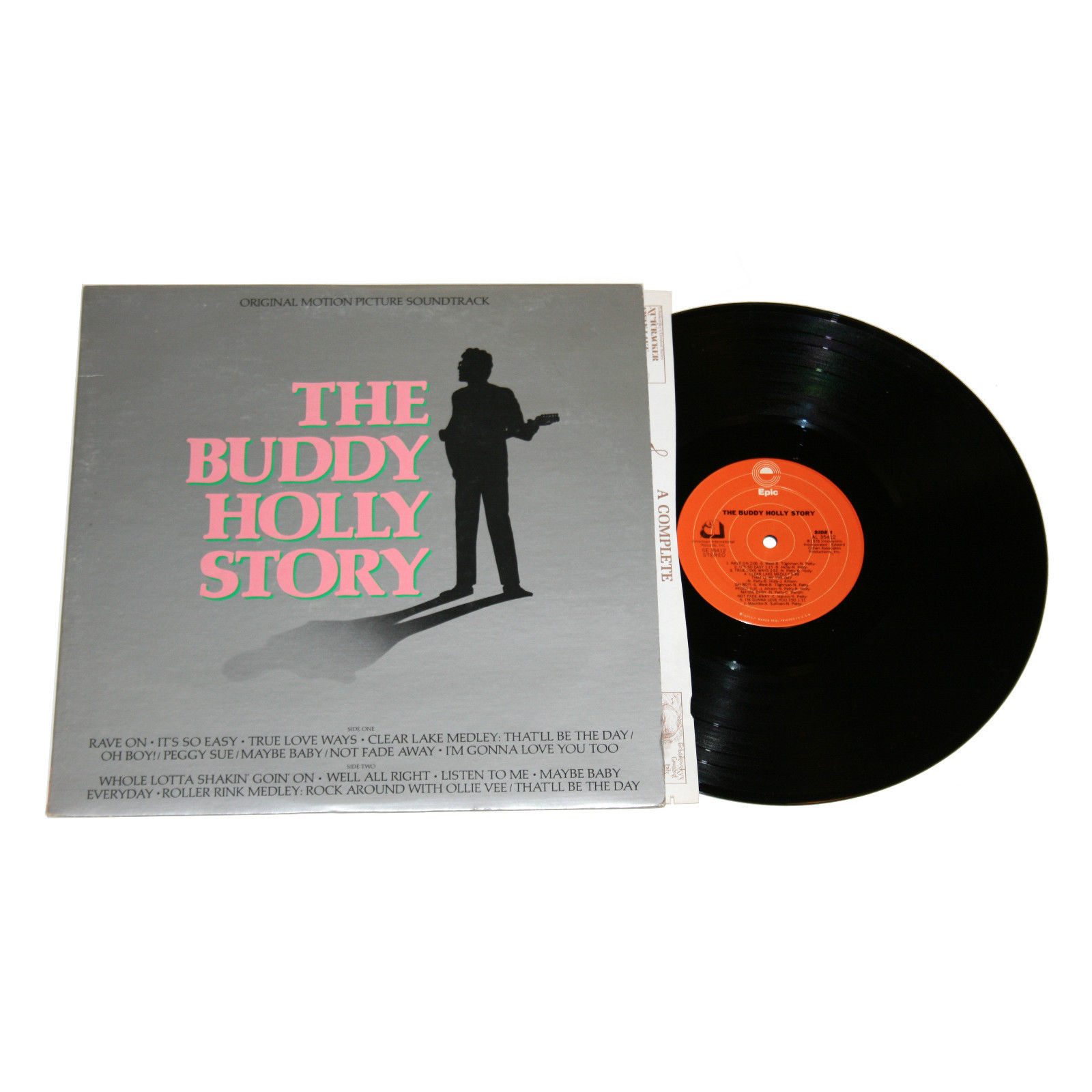 """Gary Busey """"The Buddy Holly Story"""" 