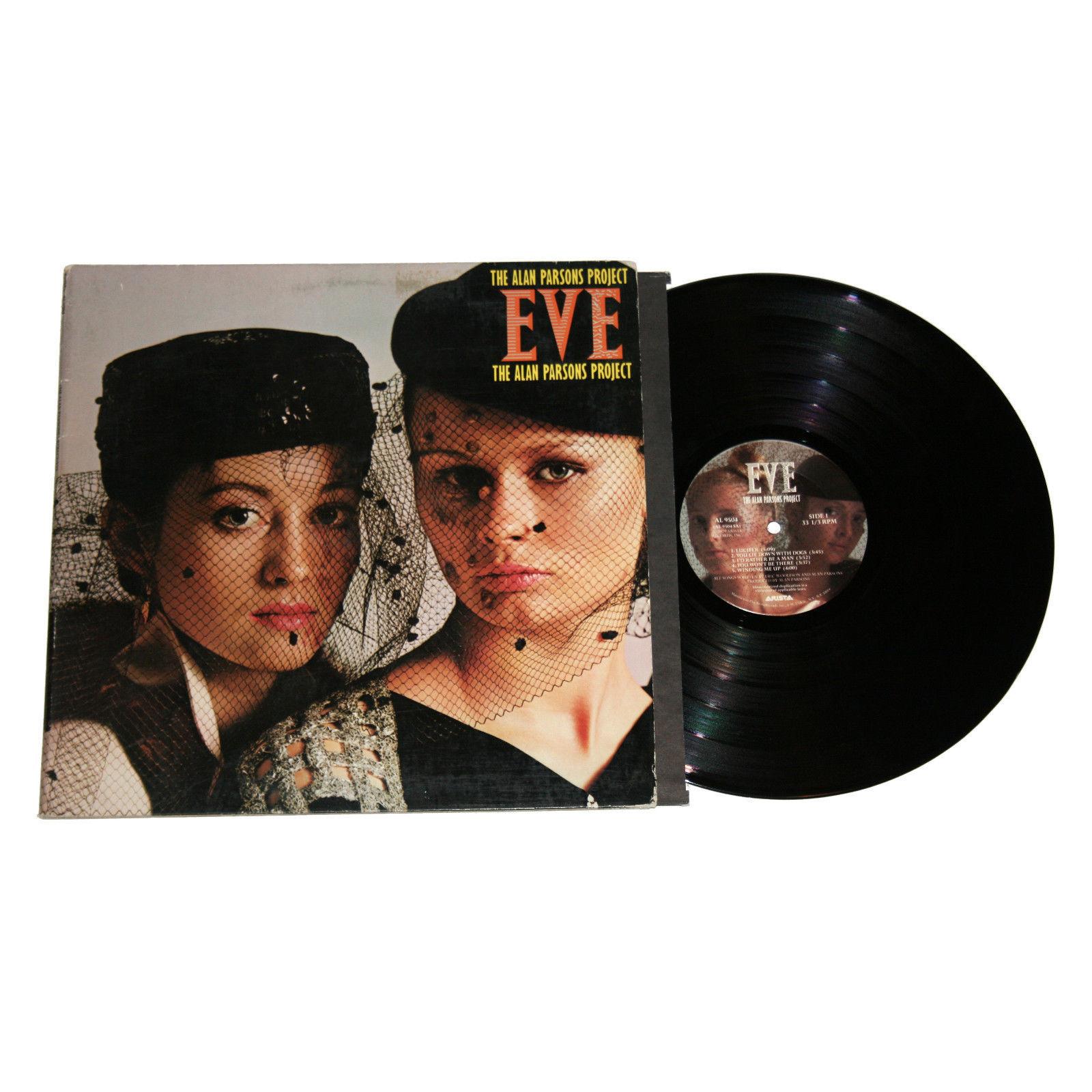 The Alan Parsons Project - Eve Album