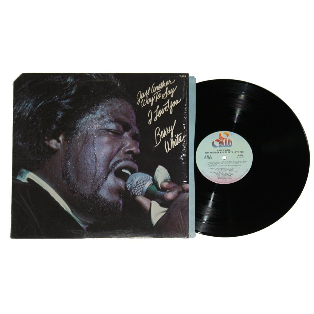 Barry White - Just Another Way To Say I Love You Album