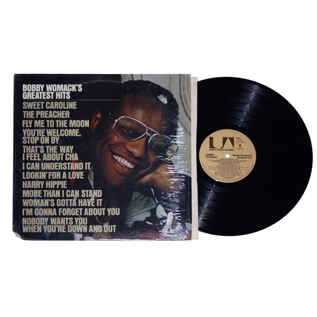 Bobby Womack's Greatest Hits Album