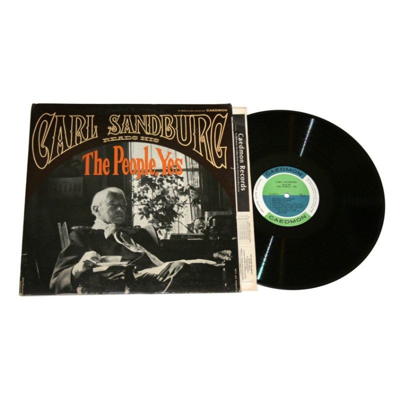 Carl Sandburg - The People Yes Album