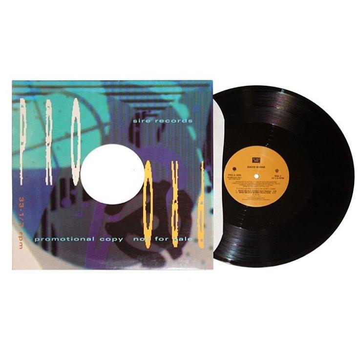 David Byrne - Make Believe Mambo Vinyl
