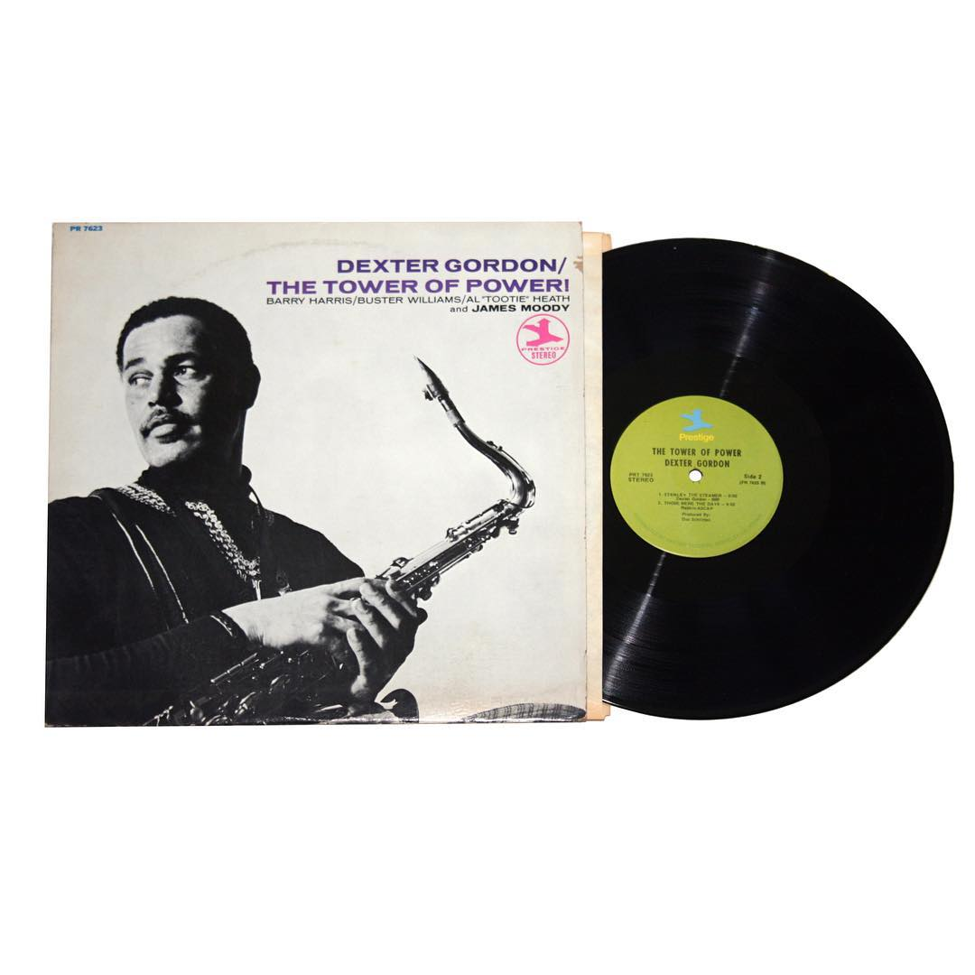Dexter Gordon - The Tower of Power! Vinyl