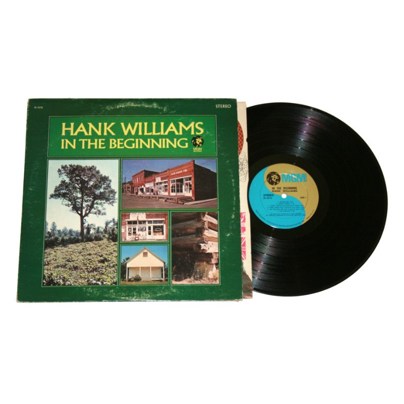 Hank Williams - In The Beginning Album