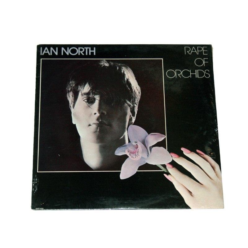 Ian North - Rape of Orchids Album