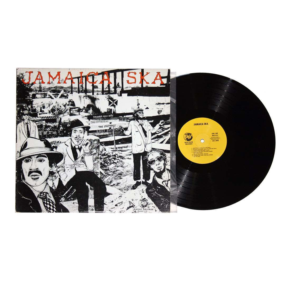 Jamaica Ska Vinyl