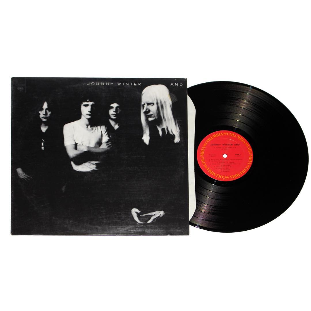 Johnny Winter - And Album