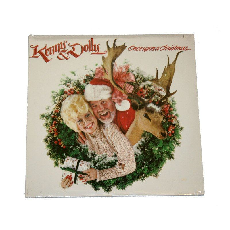 Kenny And Dolly Christmas.Kenny Rogers And Dolly Parton Once Upon A Christmas