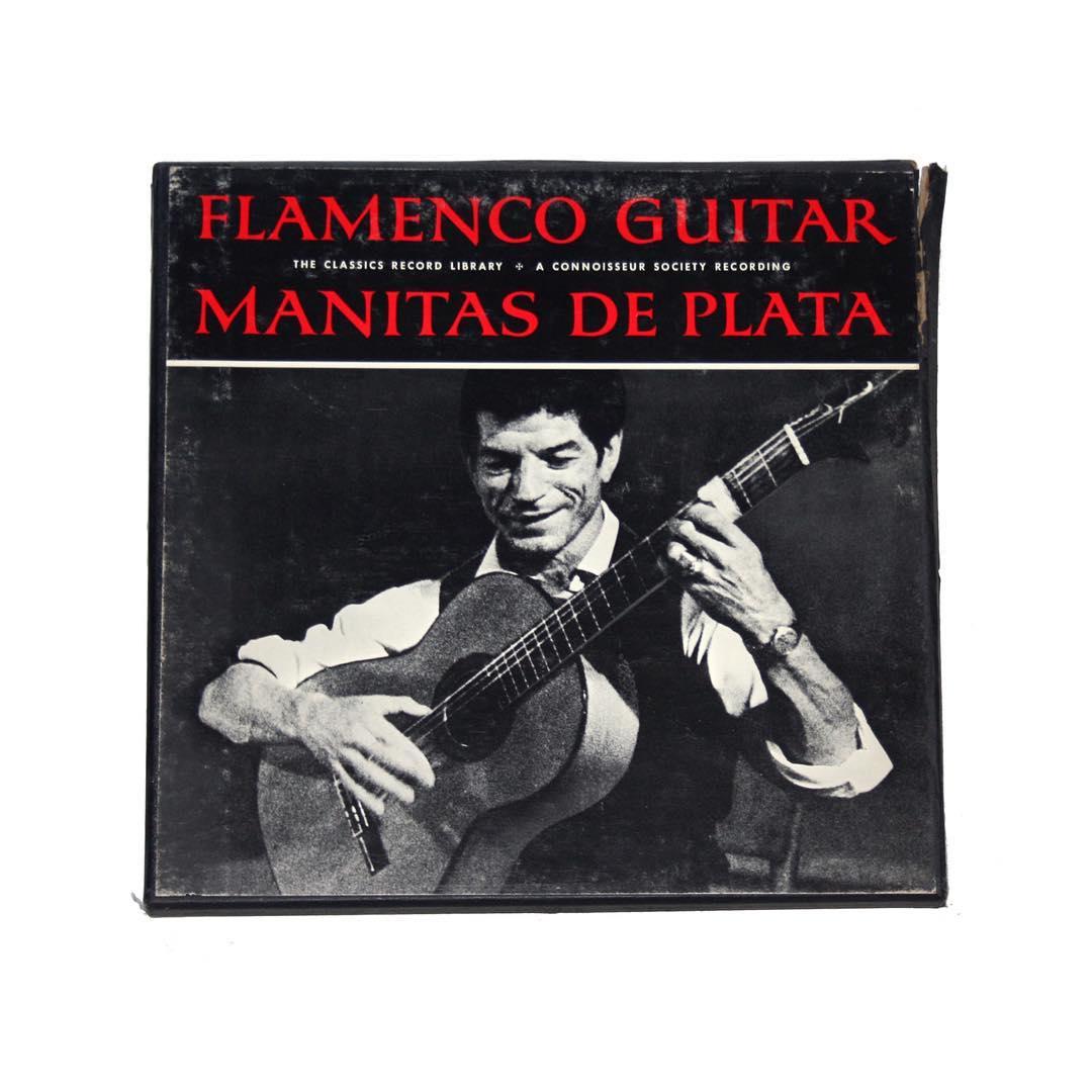 Manitas De Plata - Flamenco Guitar Box Set