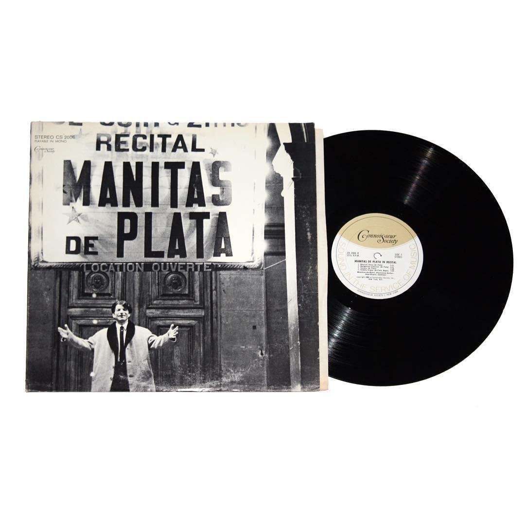 Manitas De Plata - Recital Album