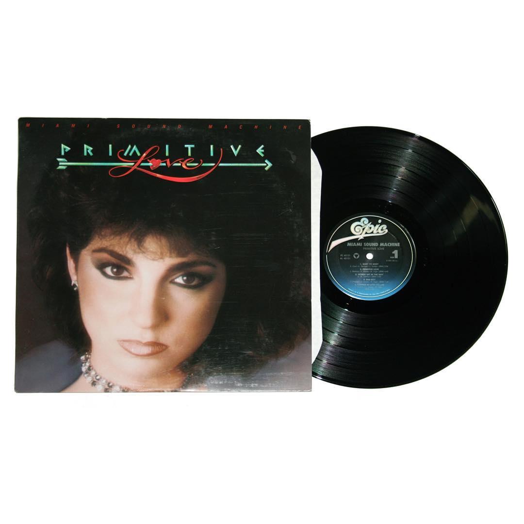 Miami Sound Machine - Primitive Love Vinyl