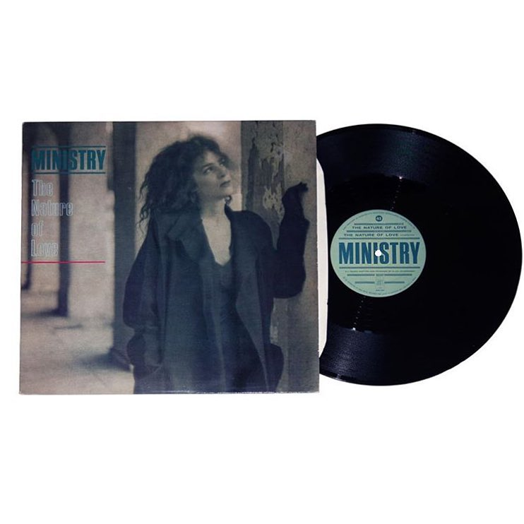 Ministry - The Nature of Love Vinyl