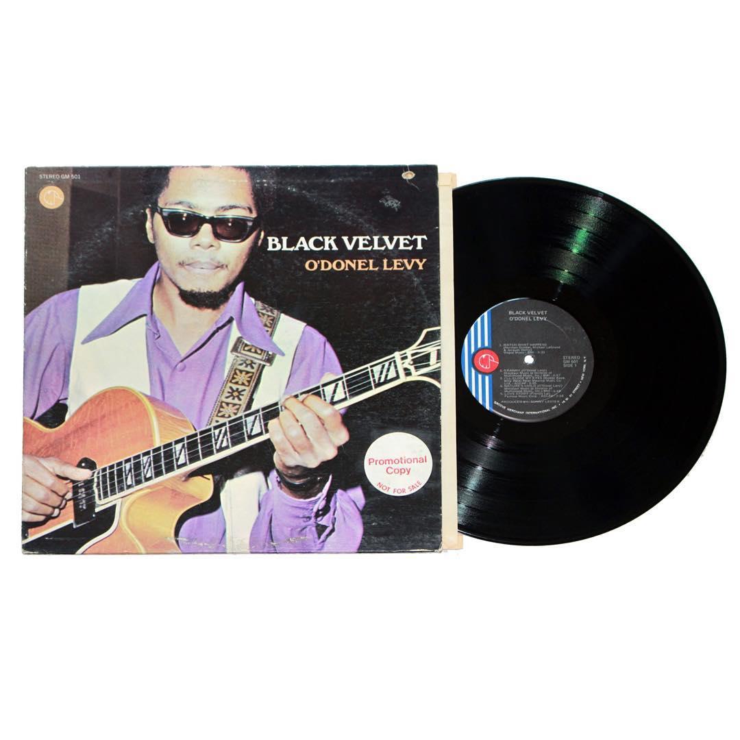 O'Donel Levy - Black Velvet Album