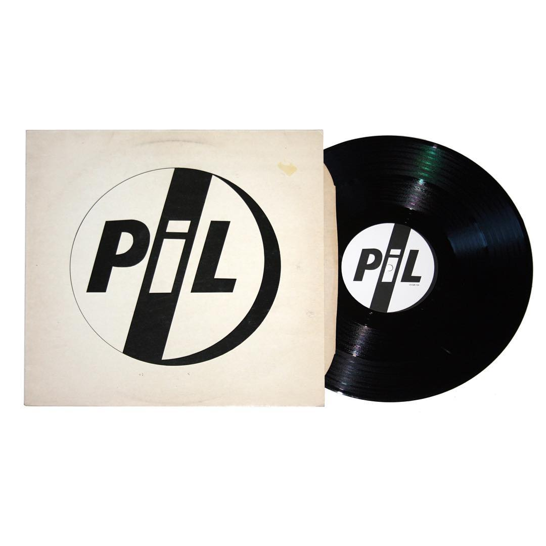 Public Image Limited - This Is Not A Love Song Maxi-Single