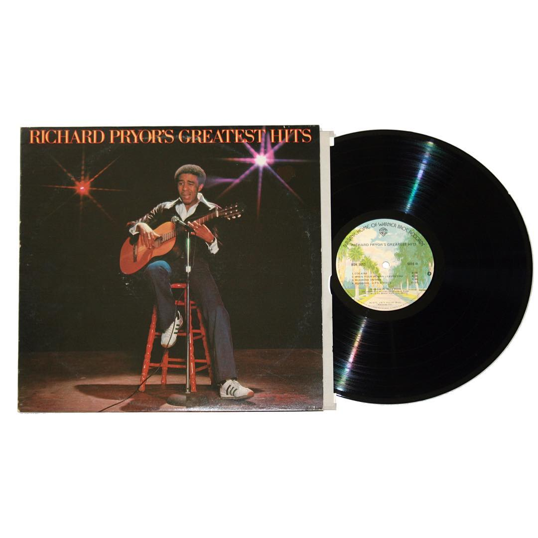 Richard Pryor's Greatest Hits Album