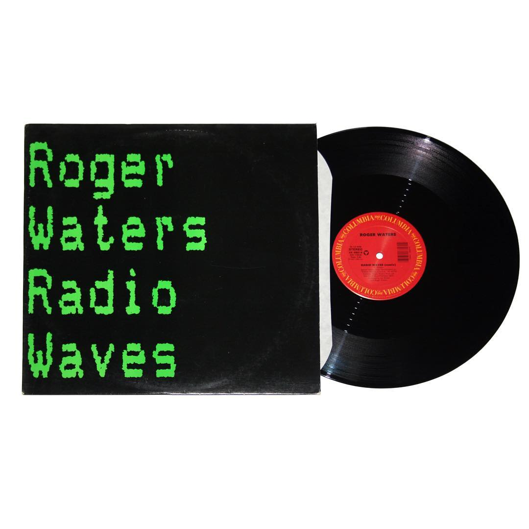 Roger Waters - Radio Waves Single