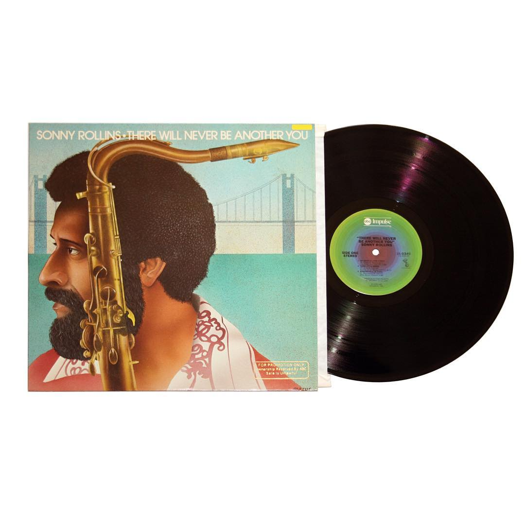 Sonny Rollins - There Will Never Be Another You Vinyl