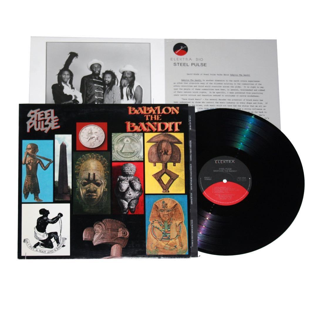 Steel Pulse - Babylon The Bandit Vinyl