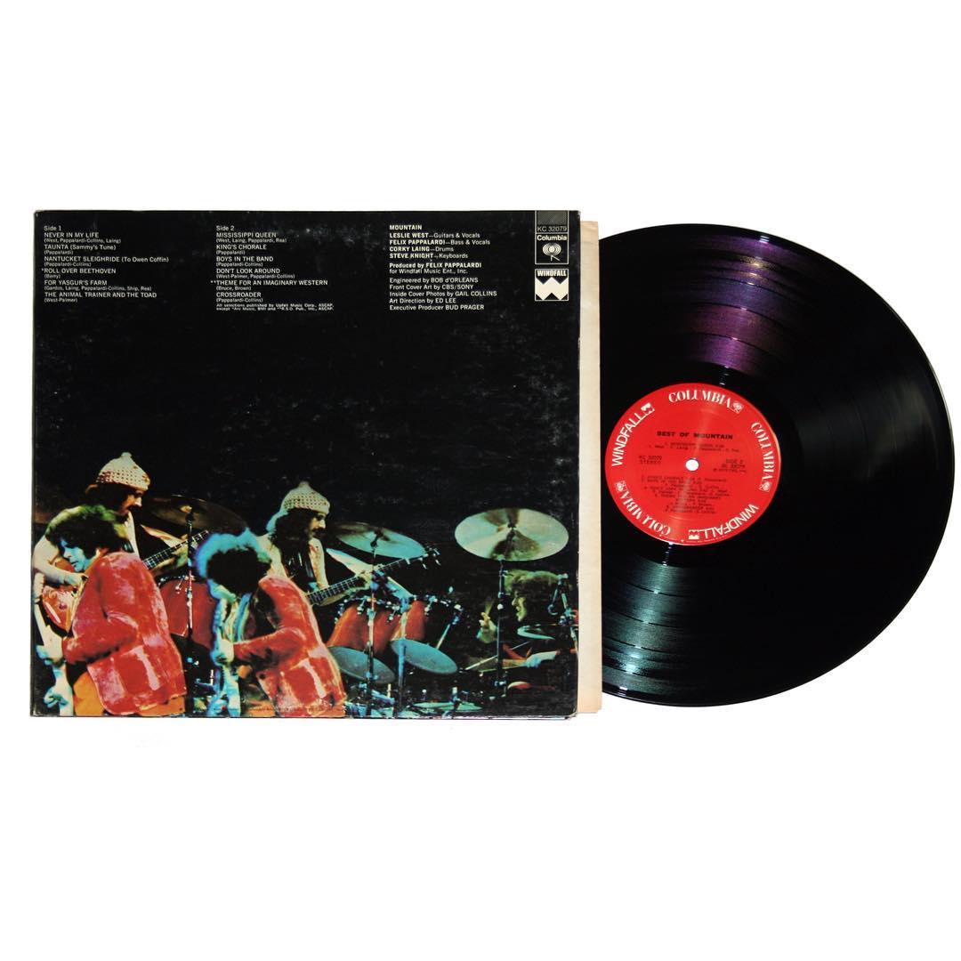 The Best of Mountain Vinyl