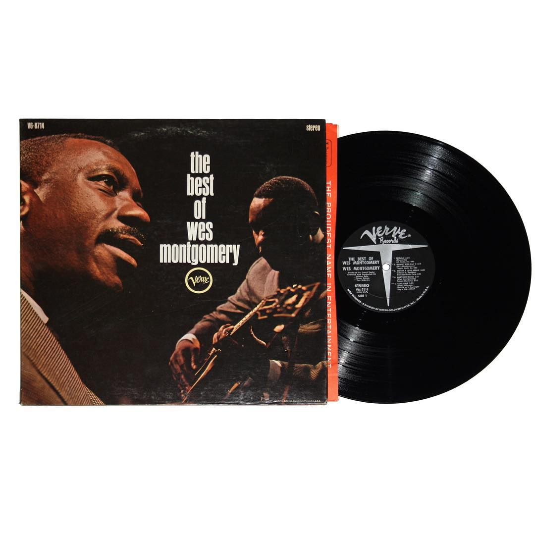 The Best of Wes Montgomery Vinyl