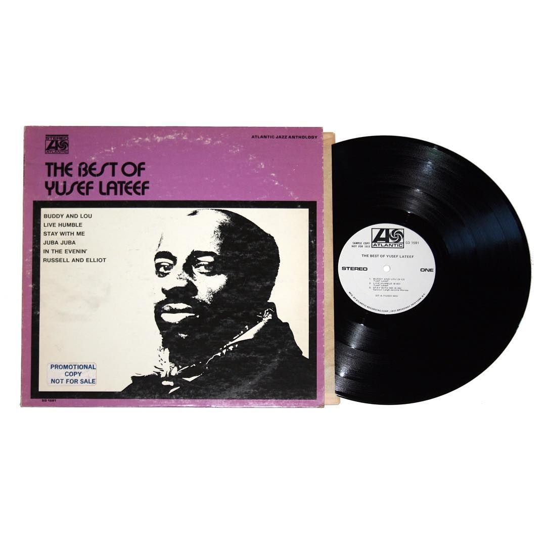 The Best of Yusef Lateef Vinyl