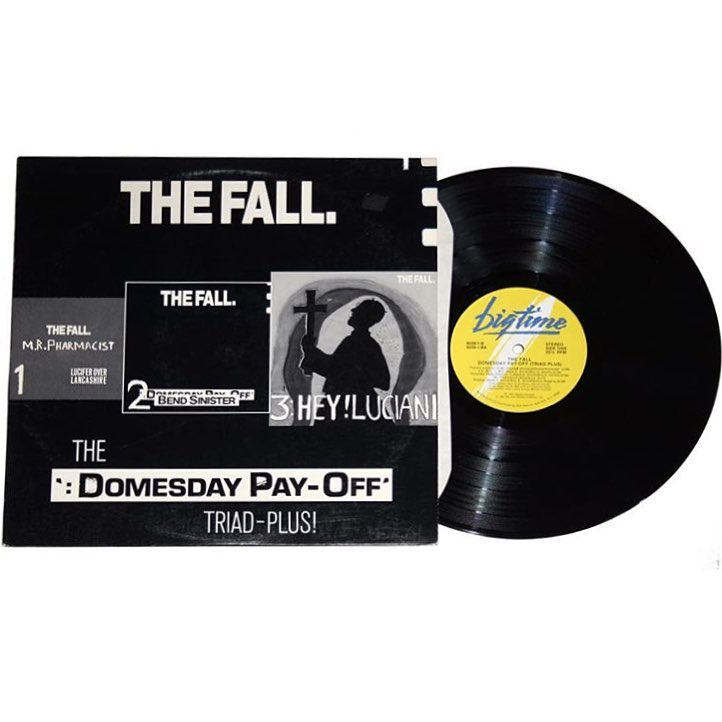 The Fall - The Domesday Pay-Off: Triad-Plus! Vinyl