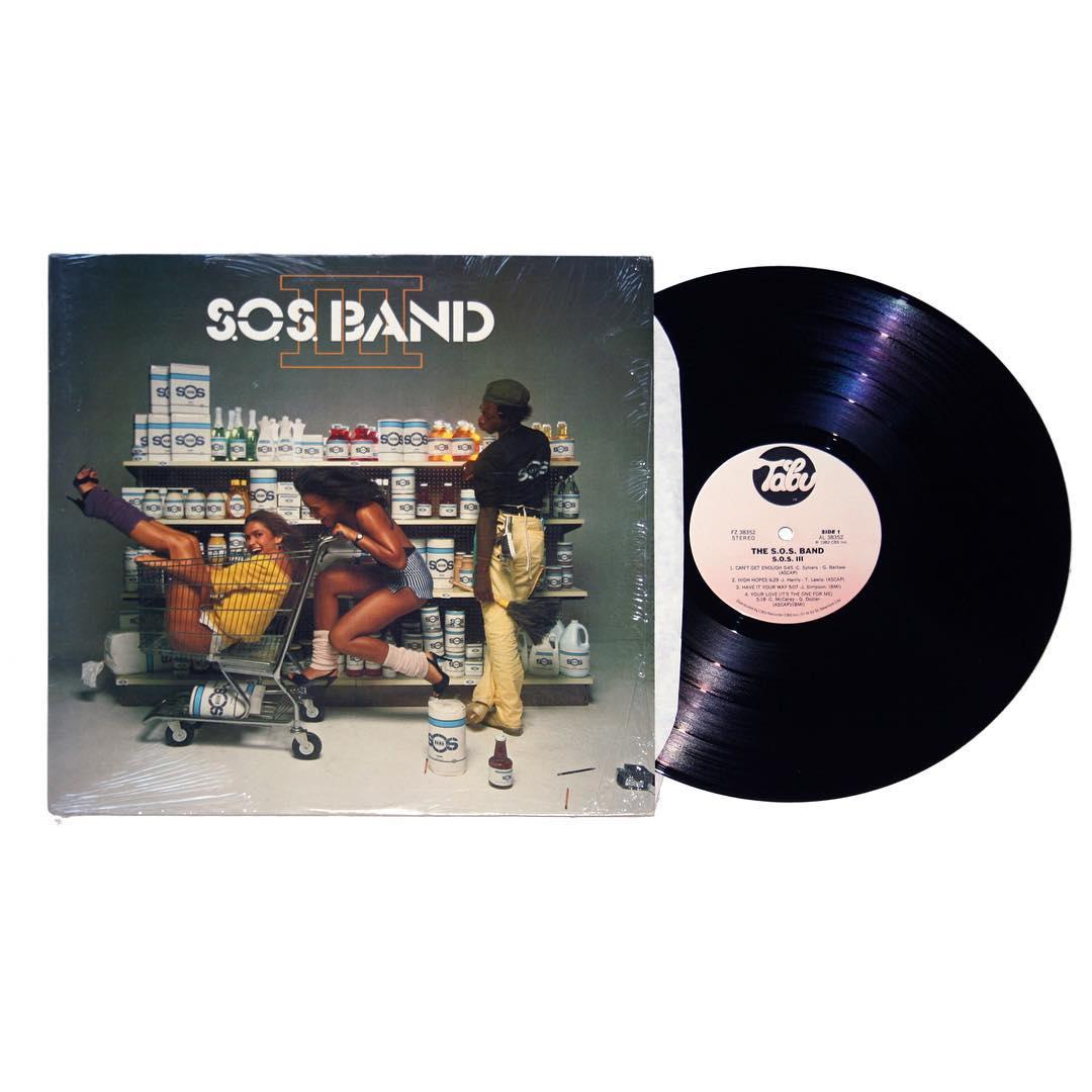 The S.O.S. Band - III Album