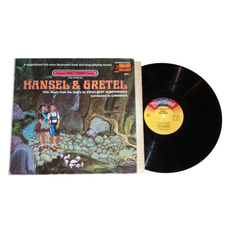 The Story of Hansel & Gretel Album