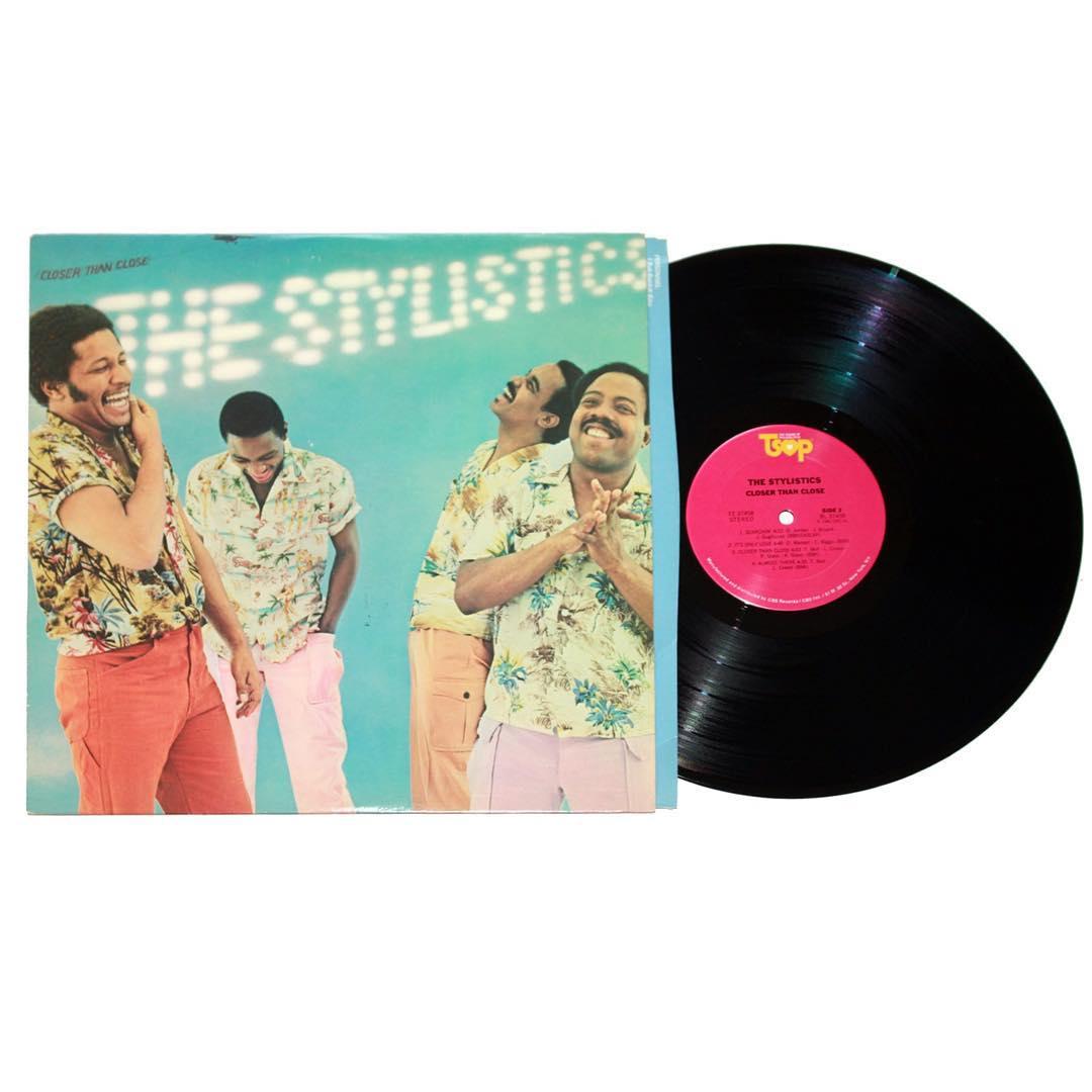 The Stylistics - Closer Than Close Album