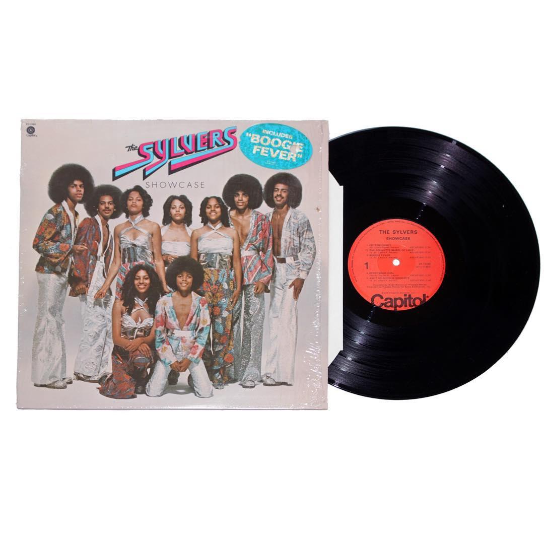 The Sylvers - Showcase Album