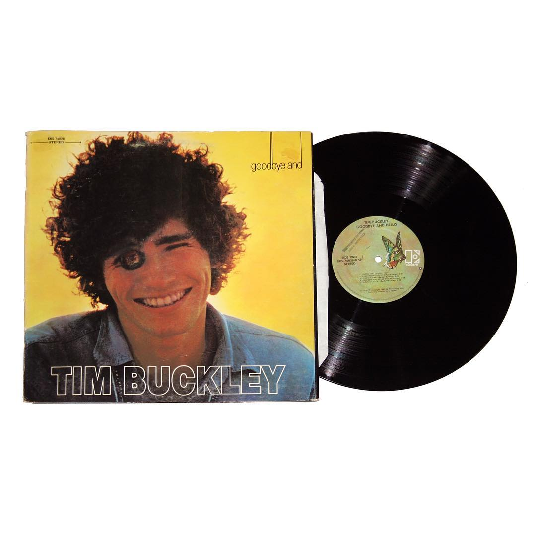 Tim Buckley - Goodbye and Hello Album