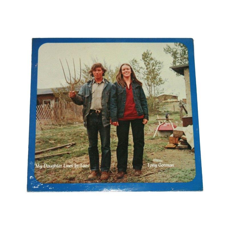 Tony Gorman - My Daughter Lives In Taos Album