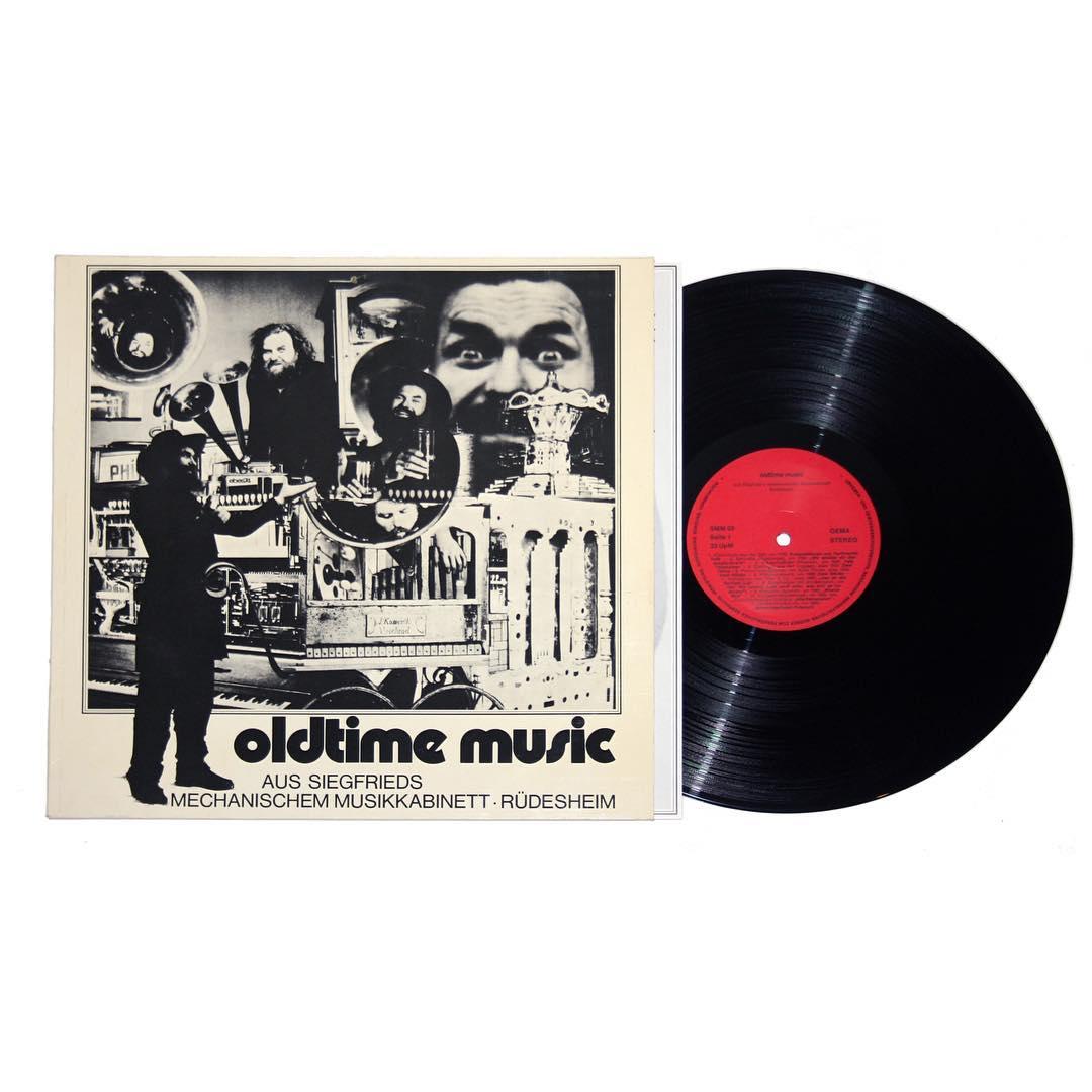 Various Artists - Oldtime Music Aus Siegfrieds Mechanischem Musikkabinett Rudesheim Vinyl