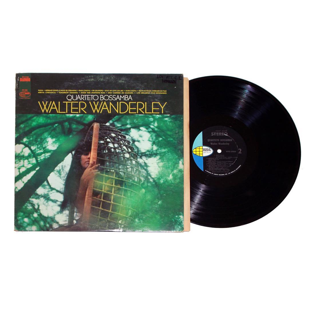 Walter Wanderley - Quarteto Bossamba Album