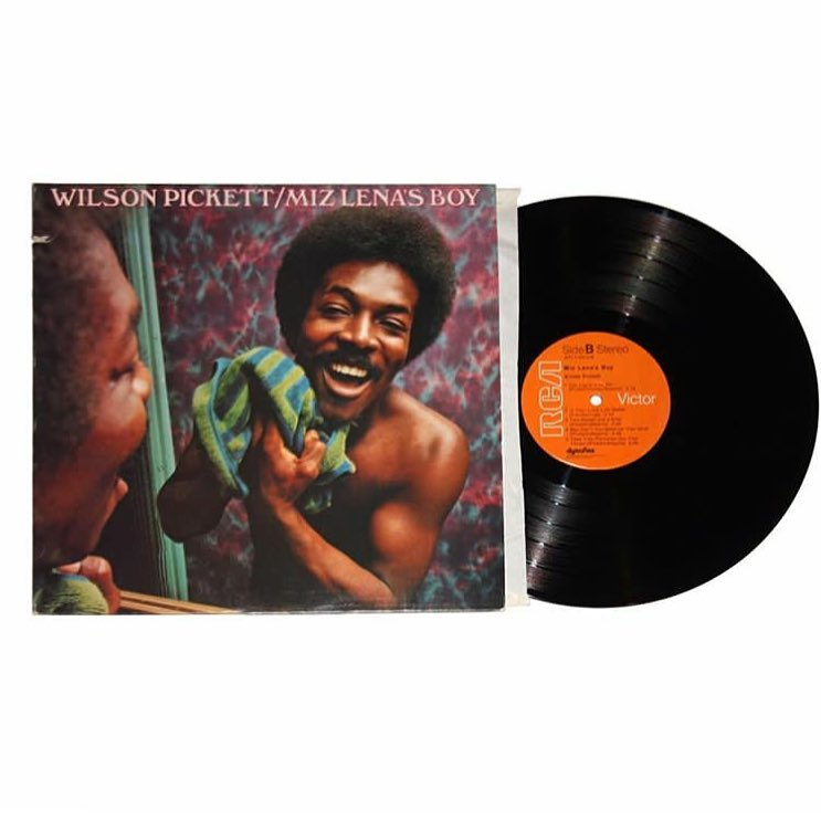 Wilson Pickett - Miz Lena's Boy Album